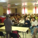 Predavanje o samokrbi Anton Komat v gasilskem domu