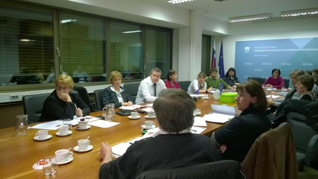 Pobude iz šTAFETE SEMEN NA MKGP dne 22.1.2014 z nevladniki Ministrom Židanom in Ekipo