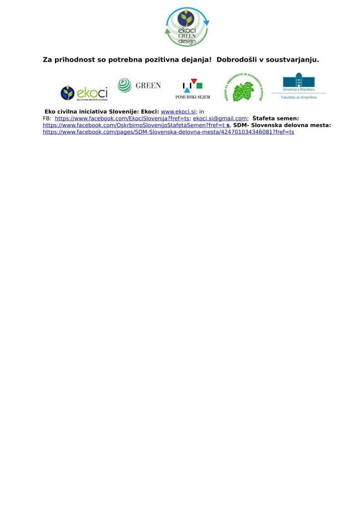 Ekoci Green design - VABILO k sodelovanju v natečaju or 1-3