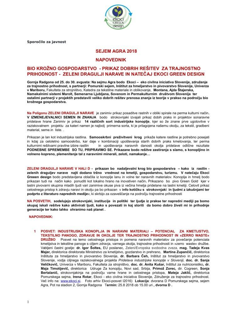 NAPOVEDNIK -BIO KROŽNO GOSPODARSTVO - DOBRE PRAKSE - ZELENI DRAGULJI NARAVE-1