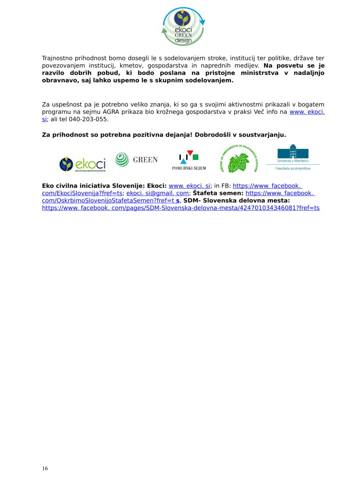 SZJ - posvet Bio krožno gospodarstvo v praksi - industrijska konoplja in podelitev nagrad Ekoci green design-8