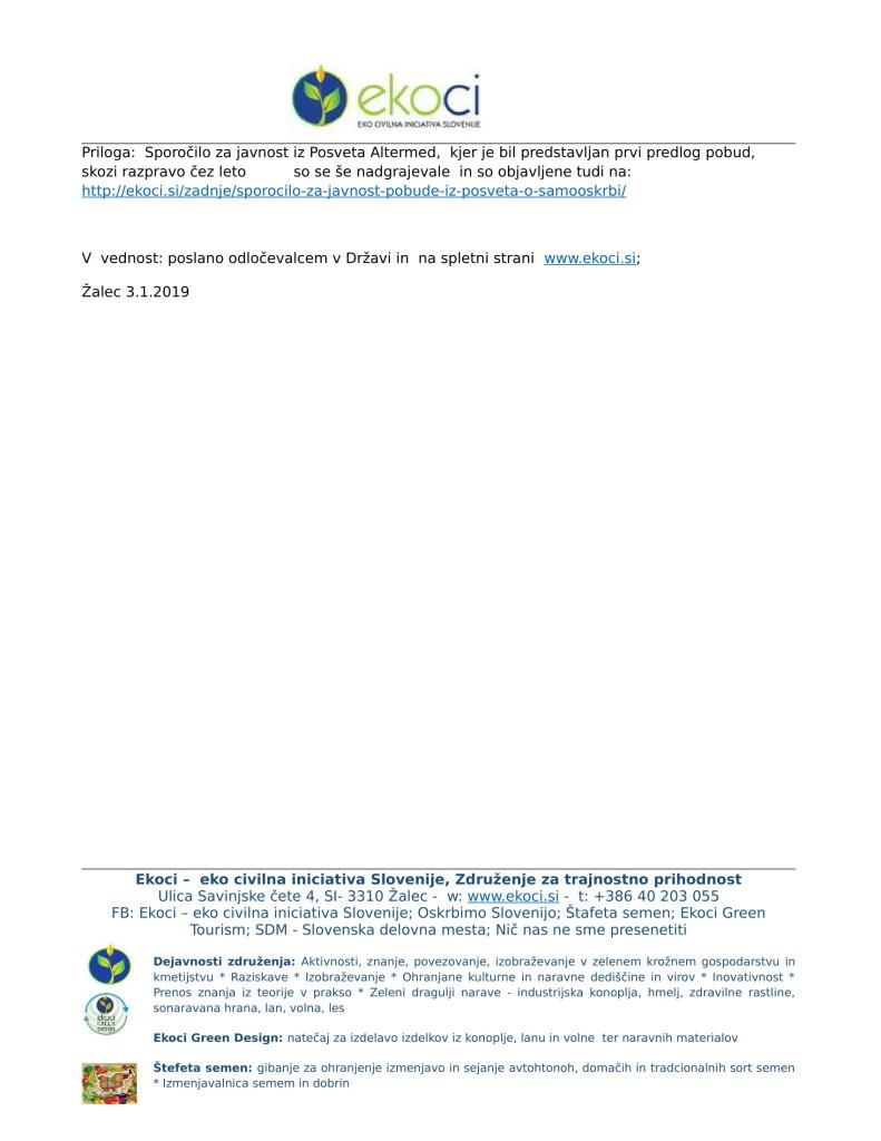 Ekoci - Pobude v preučitev - Srebrni trg dela - aktivno državljanstvo - loklano okolje - podnebne spremembe-9