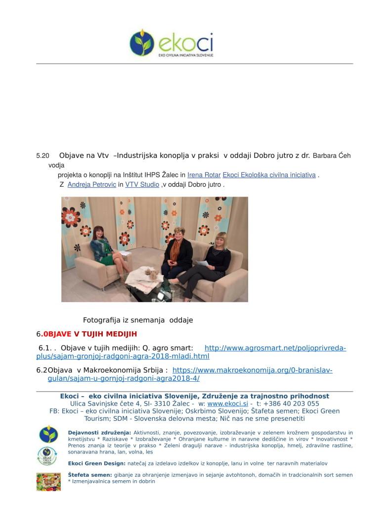 POROČILO O SODELOVANJU V PROJEKTU IINDUSTRIJSKA KONOPLJA V SLOVENIJI E... (1)-12