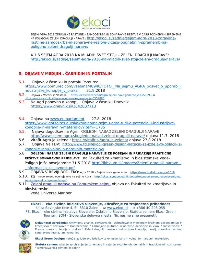 POROČILO O SODELOVANJU V PROJEKTU IINDUSTRIJSKA KONOPLJA V SLOVENIJI E... (1)-08