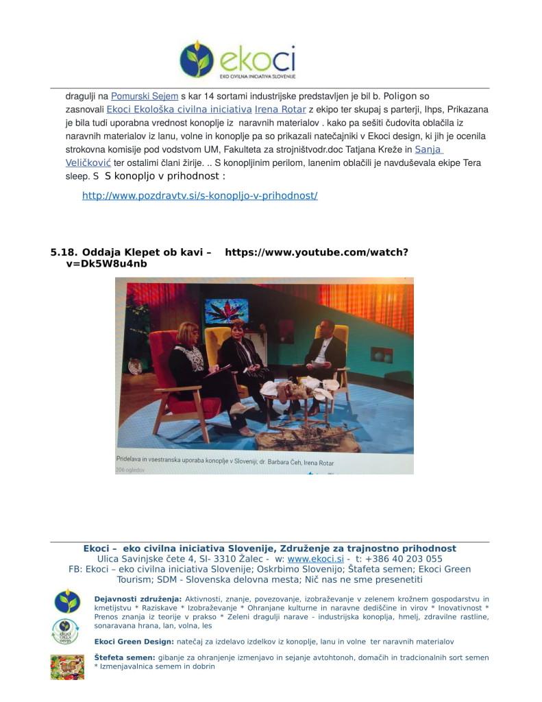 POROČILO O SODELOVANJU V PROJEKTU IINDUSTRIJSKA KONOPLJA V SLOVENIJI E... (1)-10