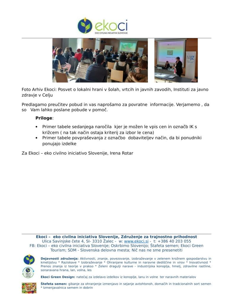 POBUDE - JAVNA NAROČILA - VEČ LOKALNE HRANE V VRTCE IN ŠOLE - V PREUČI...-6