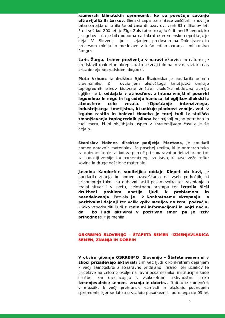 SZJ - ALI IMAMO REŠITVE ZA POSLEDICE PODNEBNIH SPREMEMB -posvet-Altermed 2019-5