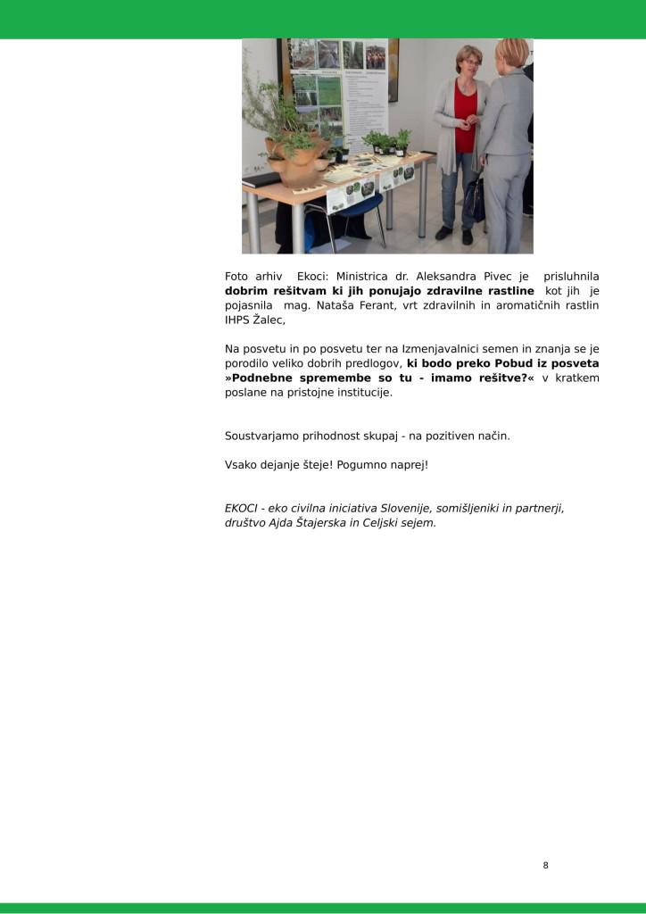 SZJ - ALI IMAMO REŠITVE ZA POSLEDICE PODNEBNIH SPREMEMB -posvet-Altermed 2019-8