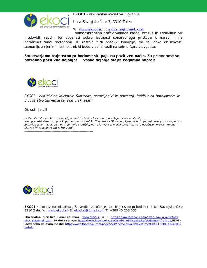 SZJ - Posvet o industrijski konoplji sejem Naturo 2019 in prikazi dobr...-6
