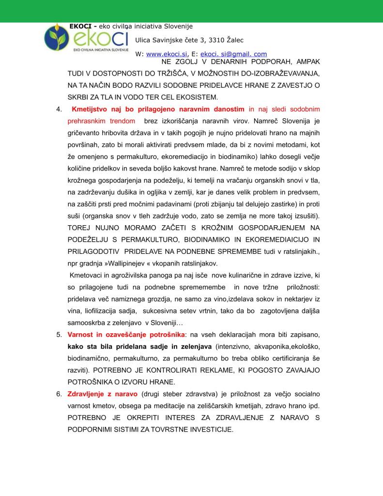 POBUDE IN PREDLOGI K STRATEGIJI ZA NOVO KMETIJSTVO V SLOVENIJI(1)-03
