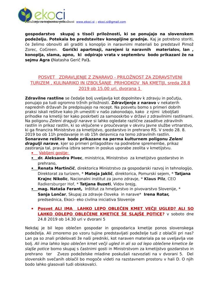 NAPOVEDNIK AGRA - PODNEBNE SPREMEMBE-BIO KROZNO GOSPODARSTVO- POSVETI-PR... (1)-2