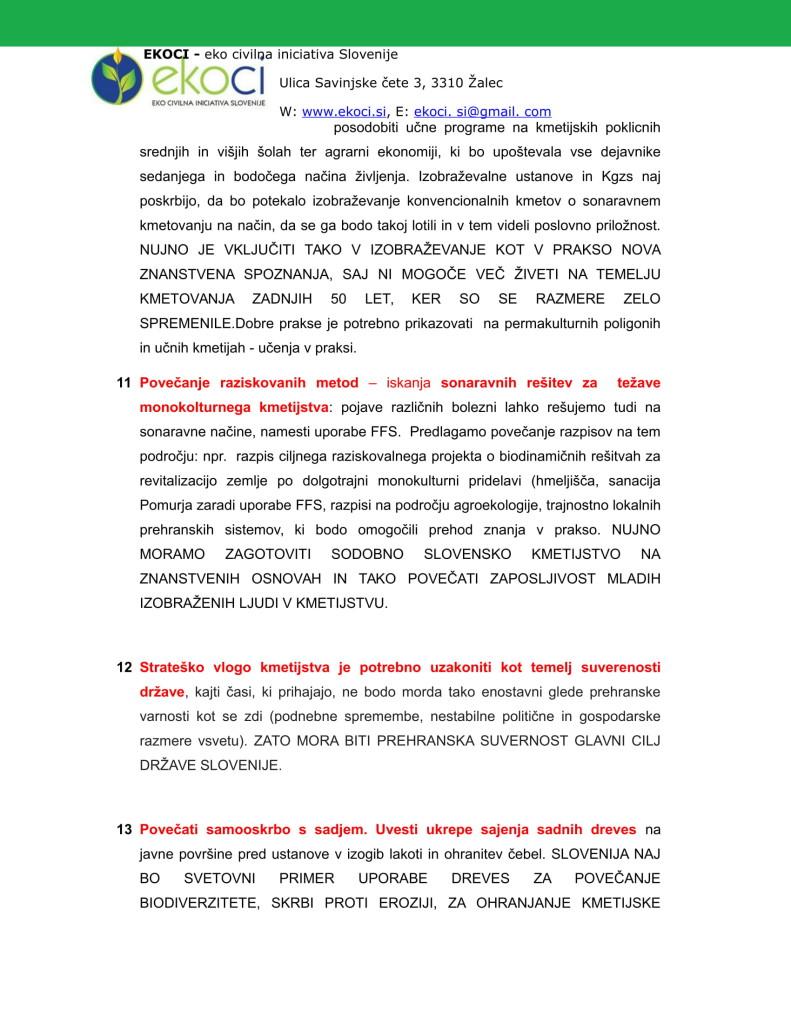 POBUDE IN PREDLOGI K STRATEGIJI ZA NOVO KMETIJSTVO V SLOVENIJI (1)-05