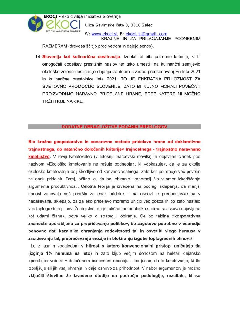 POBUDE IN PREDLOGI K STRATEGIJI ZA NOVO KMETIJSTVO V SLOVENIJI (1)-06