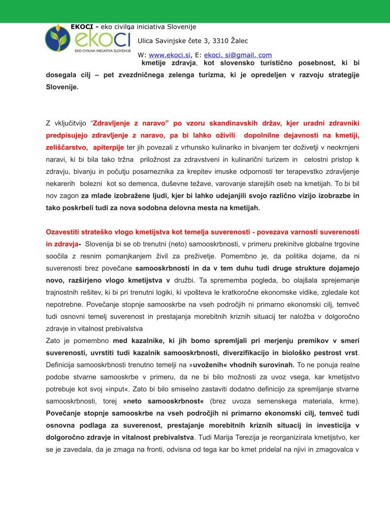 POBUDE IN PREDLOGI K STRATEGIJI ZA NOVO KMETIJSTVO V SLOVENIJI (1)-08