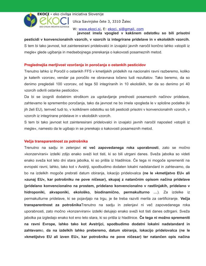 POBUDE IN PREDLOGI K STRATEGIJI ZA NOVO KMETIJSTVO V SLOVENIJI (1)-12